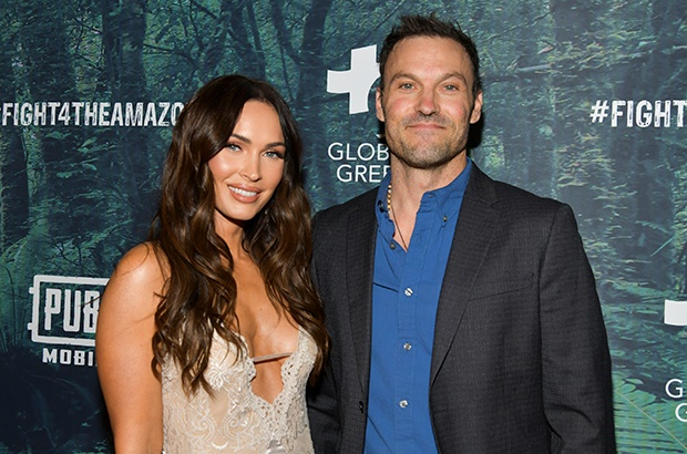 Megan Fox officially files for divorce from Brian Austin Green - News24