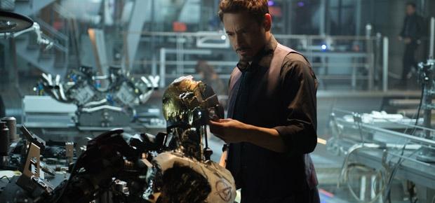 Iron Man/Tony Stark in Marvel's Avengers: Age Of Ultron. (Marvel)