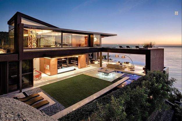 Brilliant 10 Of The Most Expensive Houses In South Africa Largest Home Design Picture Inspirations Pitcheantrous