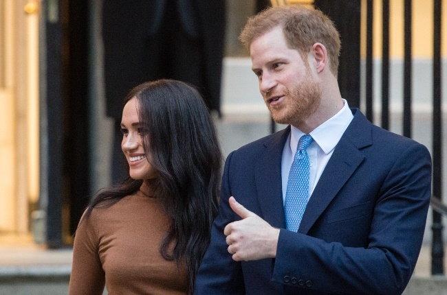 prince harry and meghan markle delighted to share frogmore cottage home with princess eugenie channel news24