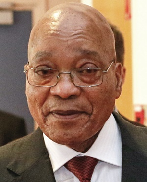 President Jacob Zuma (AFP)