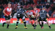 Lions showed 'gulf' between themselves and Sharks - S24