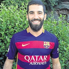 Barcelona have signed Atletico Madrid star Arda Turan (Twitter)