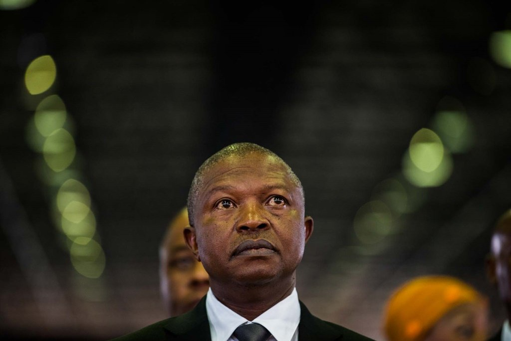 Deputy President David Mabuza. (Photo by Gallo Images / Alet Pretorius)