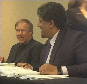 Prof Tim Noakes at the HPCSA hearing in Cape Town. (Jenna Etheridge, News24)