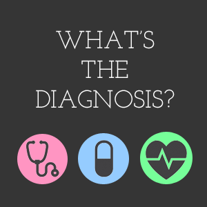 what's your diagnosis logo