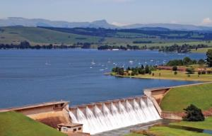 Midmar Dam, one of the valuable environmental assets in the uMgungundlovu district.