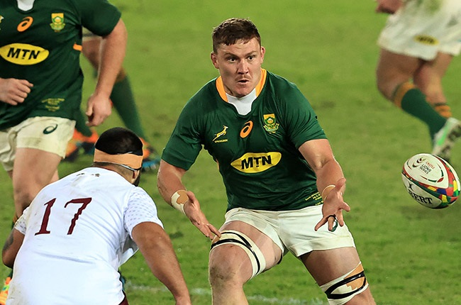 Bok coach Jacques Nienaber turns to rookie Jasper Wiese: 'I left Kwagga out to dry'   Sport