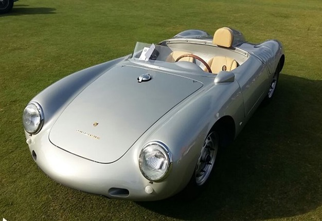 70 Years Of Porsche Mystery Of The Rare Killer Spyder