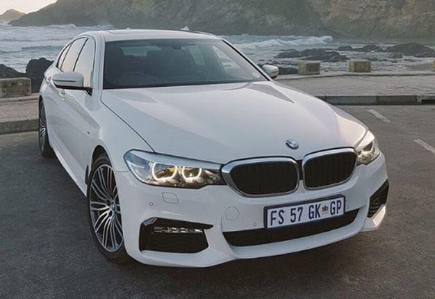 HIGH FIVE: The Seventh Generation Of The BMW 5 Series Has Been Launched In  South Africa. Image: Sergio Davids