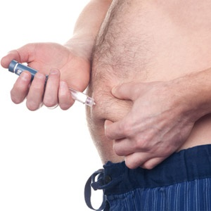 Low-carb diet helps obese diabetics