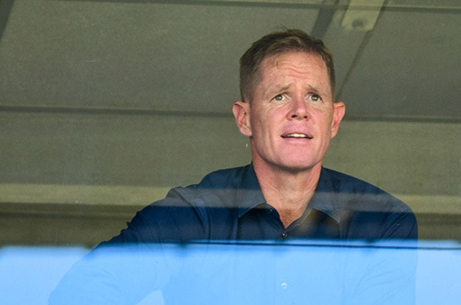 Shaun Pollock during the second ODI between South Africa and Pakistan at Kingsmead on 22 January 2019 (Photo by Darren Stewart/Gallo Images)