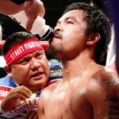 Manny Pacquiao (AFP)