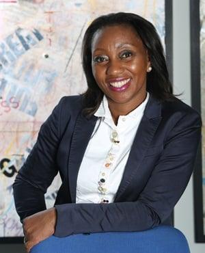 Ethel Nyembe, head of small enterprises at Standard Bank.