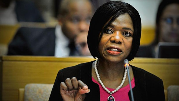 ANC MP won't let Madonsela address Nkandla committee 'because of retweet'