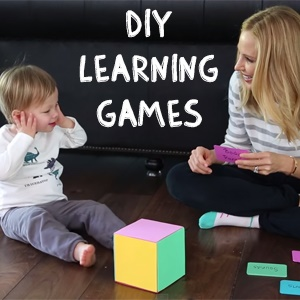 DIY learning games