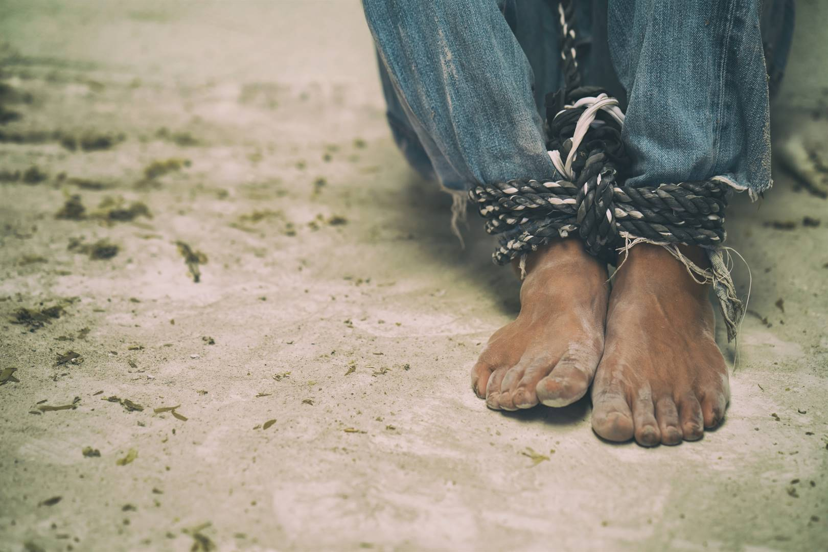 Prostitution and trafficking in women are seen as violations of the human rights and the human dignity of those women and children who are bought, sold and exploited by men. Picture: iStock/Gallo Images