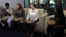 Drumming with a Difference: Here's how drums can be used as therapy