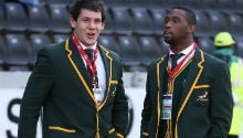 The loose forward battle for Bok jerseys