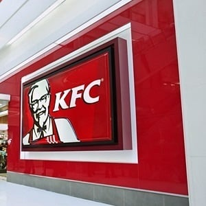 KFC,Kentucky Fried Chicken,South Africa,India,con