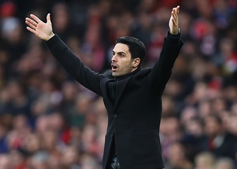 Arsenal have no margin for error in hunt for Champions League - Mikel Arteta