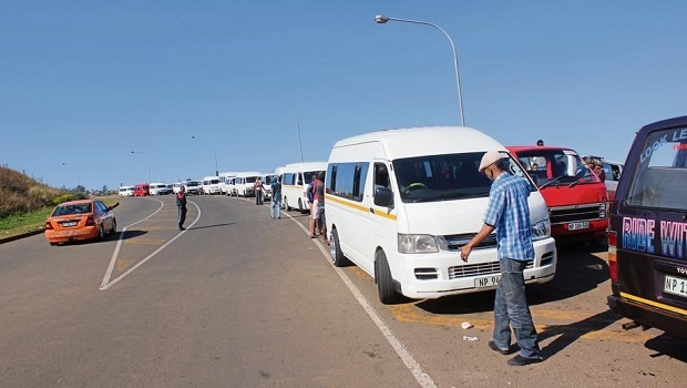 Taxi drivers operating in Copesville and Ezinketheni downed tools after a driver was assaulted by illegal operators.