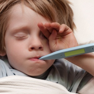 Should my sick child stay at home?