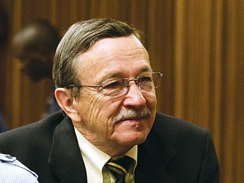 Lets Pretorius a medical doctor, was released from the Zonderwater Prison, east of Pretoria, in around August last year.