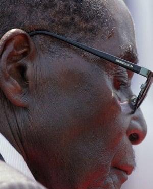 Robert Mugabe (AP)