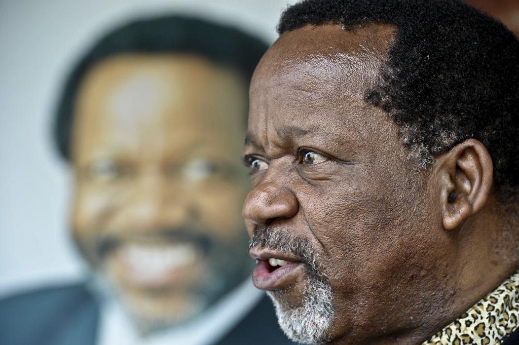 ACDP leader Kenneth Meshoe. Photo:  Conrad Bornman