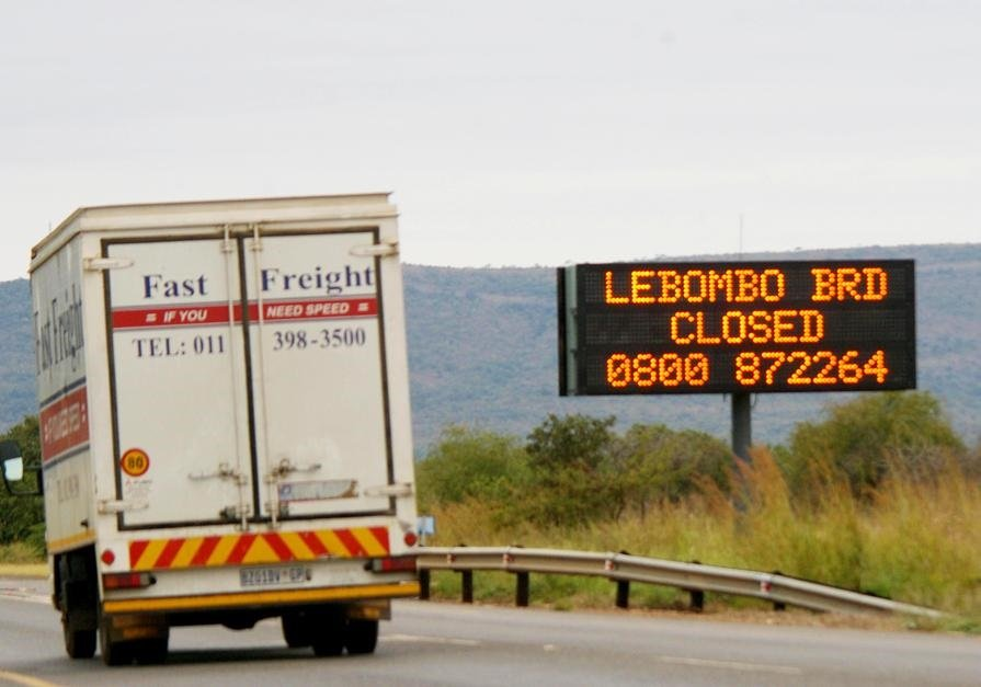 Lebombo border post closed as staff member tests positive for Covid-19 - News24