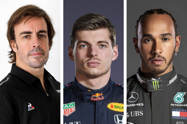 The highest-paid Formula 1 drivers in 2021