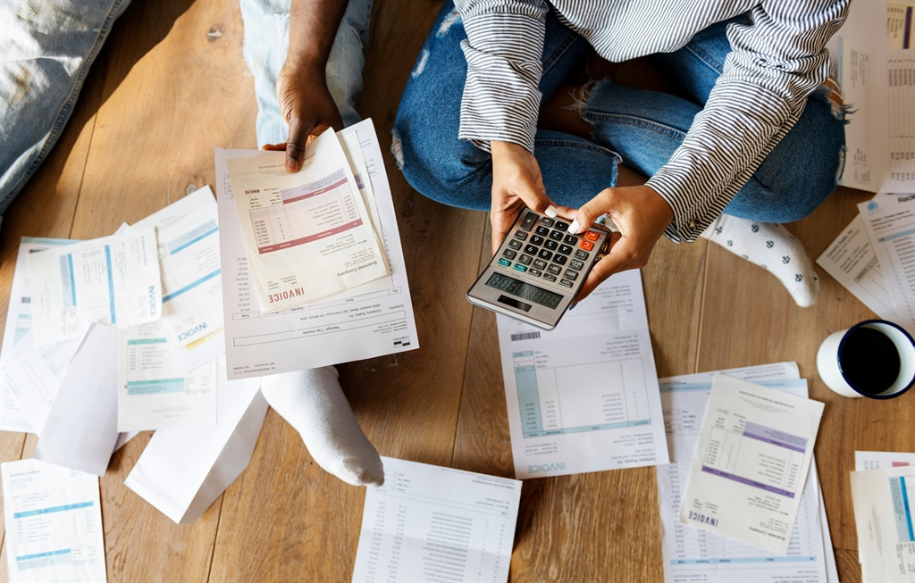 Many are defaulting on personal loans and other forms of accumulated debt. Picture: iStock