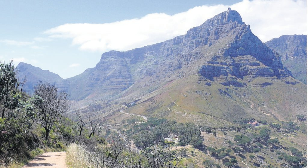 Table Mountain National Park. (Supplied)