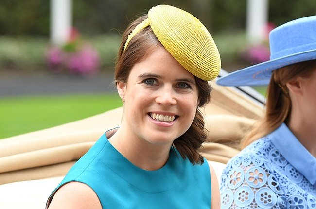 Princess Eugenie shares first glimpse of son as she announces his name