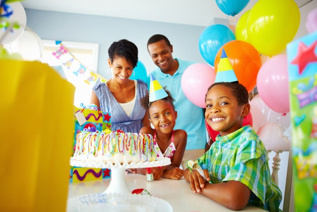 Lots Of Birthday Party Ideas