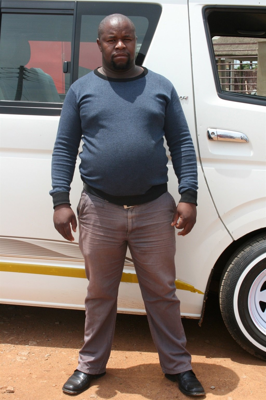 Fuelled by sugar and carbs: That's how taxi drivers get through long days | City Press thumbnail