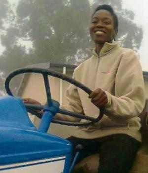 Siyaphumelela Gwamanda, whose body was found stripped naked in a culvert in Howick on Saturday.