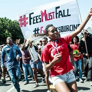 feesmustfall protests