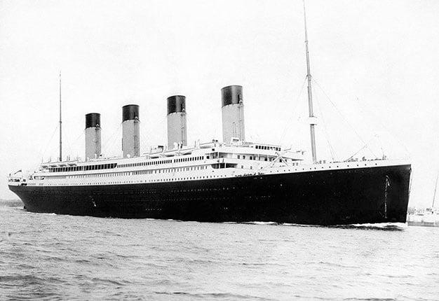 The Titanic (Facebook)