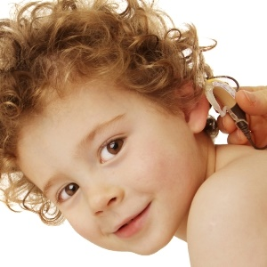 What can be done to help kids hearing?