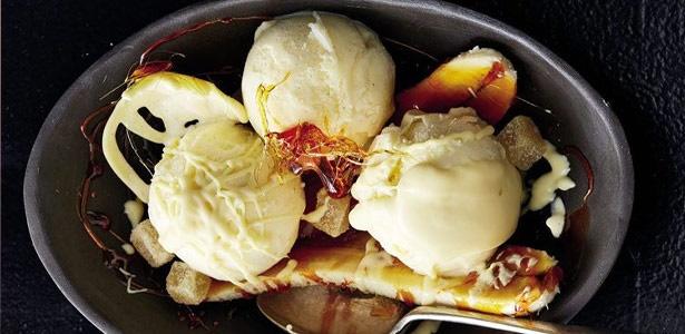 recipe,  ice cream, dessert