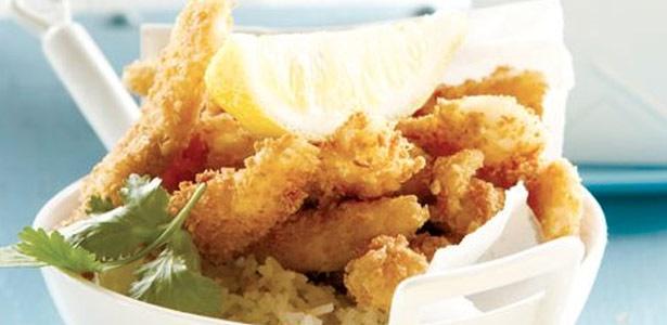 recipe, fish, light meals