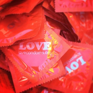 AHF has two condom brands LOVE™ and ICON™. Both are high quality and both are free to the public.