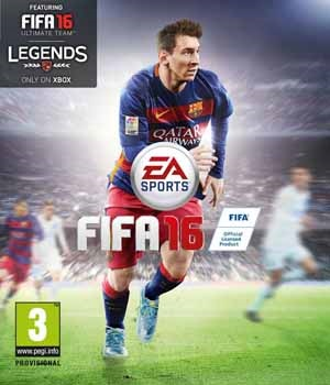 FIFA 16 is the hottest game at the moment. Picture: supplied