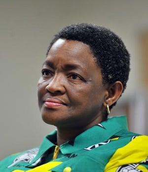 ANCWL president Bathabile Dlamini. Picture: Elizabeth Sejake