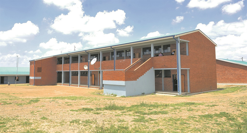 Ngwathe Secondary School in Edenville, Free State, is one of 30 schools the IDC has helped