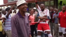 Raga Bolo - a street soccer tournament taking over townships