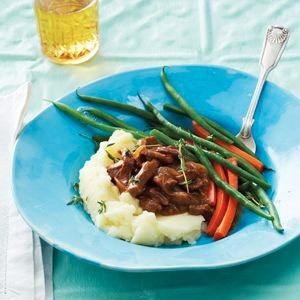 recipe, beef, dinner