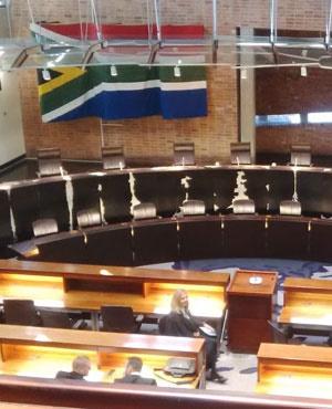 Constitutional court. (News24)
